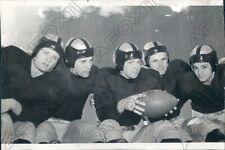 1942 Dartmouth Big Green Football Kast & Bartholomew & McLaughry