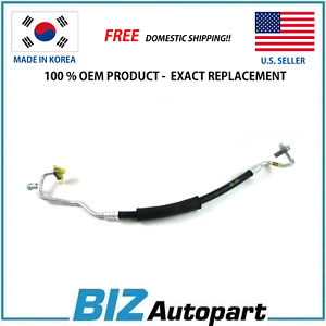 BRAND NEW OEM !! DISCHARGE HOSE FOR 13-18 HYUNDAI SANTA FE 2.4L BASE 97762-2W501