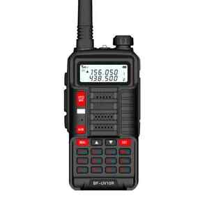 UK Stock 2021 BAOFENG UV-10R Plus 10-18W 10000mah battery Dual Band Radio