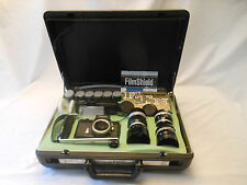 NIKKORMAT FTN 35 mm  with Samsonite case and EXTRAS