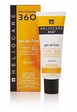 Heliocare 360 GEL privo di olio SPF50