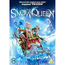 The Snow Queen  (DVD, 2014)