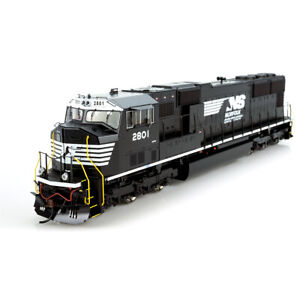 Athearn Genesis HO EMD SD75M Norfolk Southern NS #2801 DC LED ATHG70545