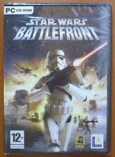 Star Wars: Battlefront 1 [PC CD-ROM] Lucas Arts, Versión Española ¡¡NUEVO!!