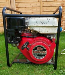 3.5KVA Honda GX240 8HP Petrol generator 240V and 110V