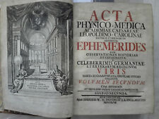 1747 - NORIMBERGA – ACCADEMIA FISICO-MEDICA VOLUME SECONDO