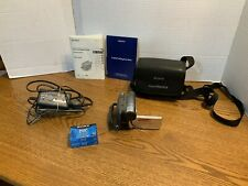 Sony Handycam Dcr-Hc26 Mini Dv Camcorder Gray, Tested Works, Free Shipping!