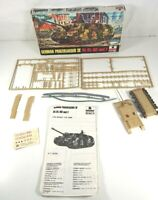 ESCI German PanzerJaeger IV Sd.Kfz.162 Model Kit 8056 1:72 - Part Built