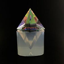 PYRAMID CLEAR SILICONE MOLD (MD075)