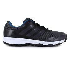 Zapatillas de deporte azul adidas con cordones