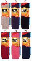Heat Holders - Ladies LONG Wool Rich 2.7 TOG Knee High Winter Warm Thermal Socks