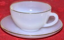 Tasse et sous tasse vintage Primo arcopal France
