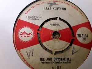 "Ike & Crystalites , Illya Kuryakin , Bobby Ellis , Ann Marie ,  7"" Island"