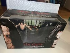 """THE CROW REFLECTIONS """"ERIC DRAVEN"""" RE-CREATION FIGURE SET NECA 2004 New Rare"""