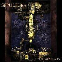 Chaos a.d. von Sepultura | CD | Zustand gut