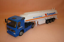 Joal - Metal Model - VOLVO ARTICULATED LORRY WITH TANK TRAILER - 1:50 (5.bm-17)