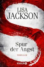 Spur der Angst - Lisa Jackson