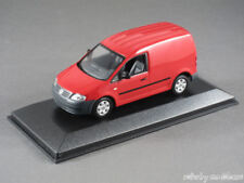 1/43 Minichamps Volkswagen Caddy 2005 - rot - 140022