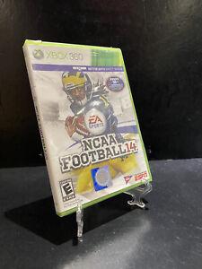 NCAA Football 14 (Xbox 360, 2013) Sealed