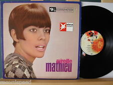 "★★ 12"" LP - MIREILLE MATHIEU - Same - Stern Musik MLP 15420 / Different Matrice!"
