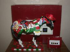Trail of Painted Ponies Feliz Navidad Low 1E 573 FREE INSURED SHIP!