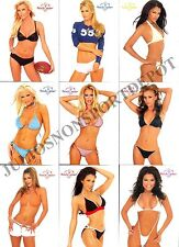 BENCHWARMER SERIES 3 UPDATE 2003 COMPLETE BASE CARD SET OF 100 AD