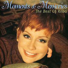 Reba Mcentire - Moments and Memories-Best of - Reba Mcentire CD (1998) FAST FREE
