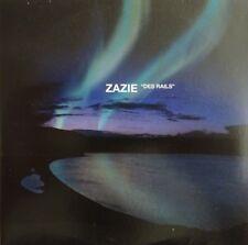 ZAZIE : DES RAILS - [ CD SINGLE PROMO ]