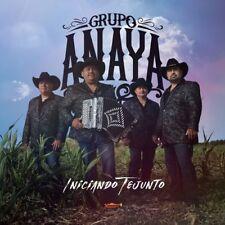 Grupo Anaya - Iniciando Tejunto [New CD]