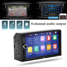 7 inch A7 MP5 Player Bluetooth Plug-in Card USB AUX Support Radio Multi-language