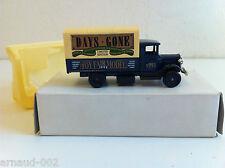 Lledo / Days Gone - Camion miniature Edition Limitée Salon du jouet ancien 1992