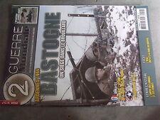 $$p Revue 2e Guerre Mondiale N°57 Ardennes 1944 Bastogne  Brest  Irak  empire UK