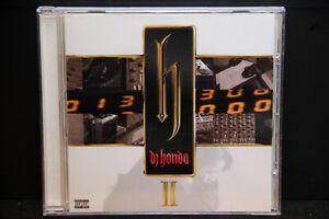 DJ Honda – HII - CD