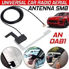 Car Radio Aerial Antenna Universal AN-DAB1 Glass Mount DAB Digital Adhesive SMB