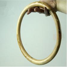 Kung Fu Wing Chun Professional Wrist Strength Training Wood Ring Martial Arts