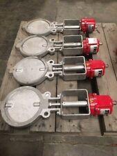 (4) Triac Controls ETI-300 Electric Actuator w/8