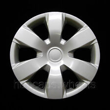 Fits Toyota Camry 2007-2011 Hubcap - Premium Replica Wheel Cover 16-in Silver