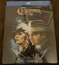 New listing Chinatown Blu-ray Steelbook Jack Nicholson Faye Dunaway