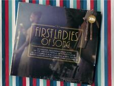 """3xCD New """"The First Ladies of Song"""" +Cry me a River/Over the Rainbow/Ella/Etta++"""