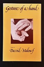 Gesture Of A Hand - pb 1975 - ed David Malouf - including Les Murray etc