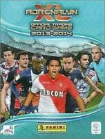 GIRONDINS BORDEAUX - CARTE PANINI - ADRENALYN XL - FOOT 2013 / 2014 - a choisir