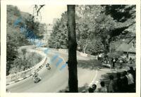 1970's Isle of Man TT Photo  Bikes cornering 5 x 3.5 inches