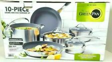 The Original Green Pan Professional 10 Piece Ceramic Non-Stick Cookware Set