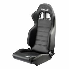 SPARCO RACING STREET R100 SEAT - VINYL BLACK - 00961NRSKY FREE SHIPPING! NEW