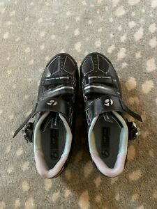 Bontrager Womens Inform Mountain Bike Race Cycle Shoes 420628 Sz 6.5