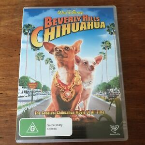 Beverly Hills Chihuahua DVD R4 Like New! FREE POST