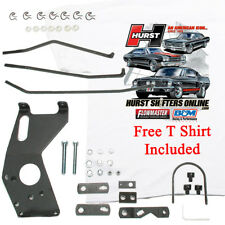 HURST 3737919 4 Speed Install kit 1968-72 Chevelle 55-57 Chevy Saginaw Type 441