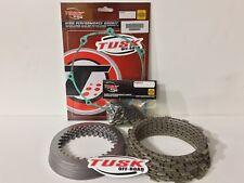 TUSK CLUTCH KIT with HD Springs ORING GASKET HONDA TRX 450R 04-09