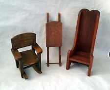 Living Room Dollhouse Armchairs   eBay