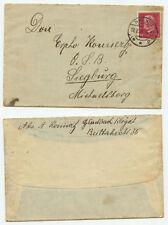 04805 - Beleg - Heydt 12.2.1931 nach Siegburg